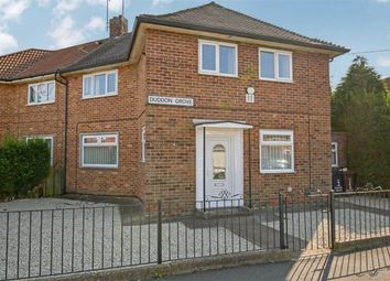 3 bed end terrace house for sale in Duddon Grove, Hull HU8