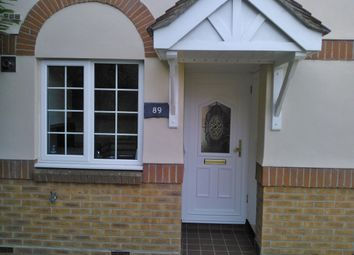 Thumbnail 2 bedroom end terrace house to rent in Redhouse Park Gardens, Gosport
