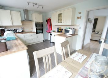 Thumbnail 3 bedroom semi-detached house to rent in Jenkins Way, St. Mellons, Cardiff