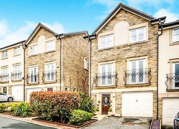 Thumbnail 4 bed terraced house for sale in Hudson View, Wyke, Bradford
