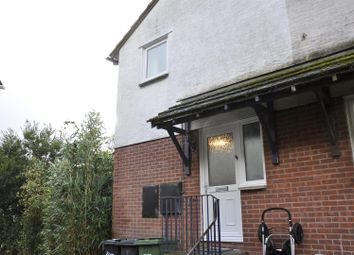 Thumbnail 1 bed semi-detached house to rent in Perth Close, Pennsylvania, Exeter
