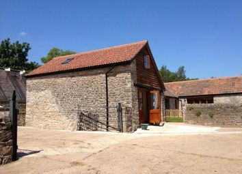Thumbnail 1 bed barn conversion to rent in St Brides Road, Magor