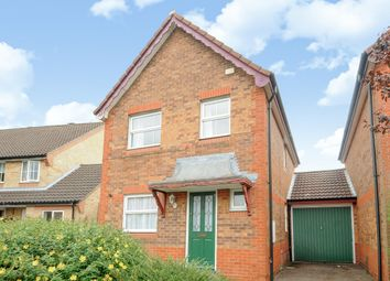 Thumbnail 3 bedroom detached house to rent in Westminster Way, Banbury, Oxfordshire