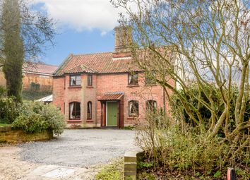 Thumbnail 3 bed detached house for sale in Stocks Hill, Bawburgh, Norwich