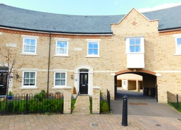 Thumbnail 3 bed terraced house to rent in Hardy Way, Fairfield Park, Stotfold