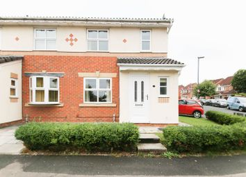 Thumbnail 3 bed semi-detached house for sale in Rylance Road, Winstanley, Wigan