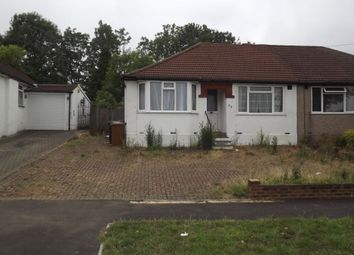 Thumbnail Bungalow for sale in Penrose Avenue, Watford