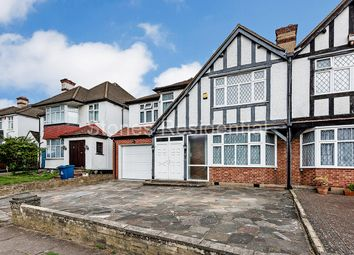 Thumbnail 5 bed property for sale in Pangbourne Drive, Stanmore