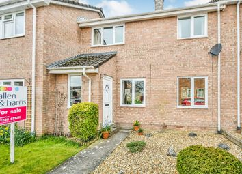 Thumbnail 2 bedroom terraced house for sale in Danes Close, Pewsham, Chippenham