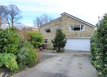 Thumbnail 5 bed detached house for sale in The Crofts, Farnhill, Keighley