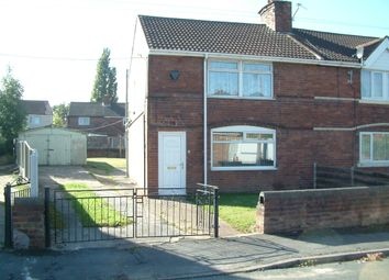Thumbnail 1 bedroom flat to rent in Deacon Crescent, Rossington