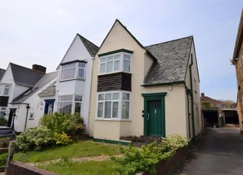 Thumbnail 3 bed semi-detached house for sale in Vine Gardens, Plymouth, Devon