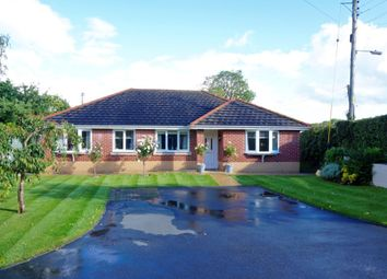 Thumbnail 4 bed detached bungalow for sale in High Street, Weston Rhyn, Oswestry