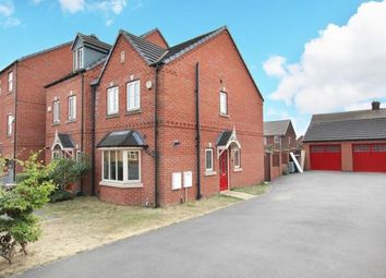Thumbnail 3 bed semi-detached house for sale in Sherwood Road, Harworth, Doncaster, Nottinghamshire