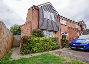 Thumbnail 2 bed end terrace house for sale in Walnut Tree Close, Stevenage