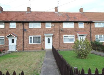 Thumbnail 2 bed terraced house for sale in Caledon Close, Hull, East Yorkshire