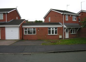 Thumbnail 3 bed semi-detached house to rent in Larkspur Drive, Featherstone, Wolverhampton, Staffordshire