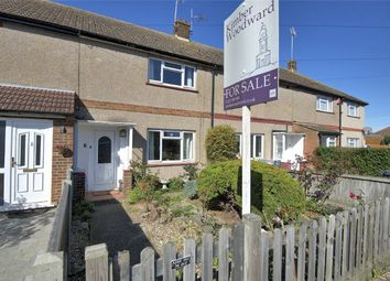 Thumbnail 2 bed terraced house for sale in The Grove, Greenhill, Herne Bay, Kent