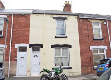 Thumbnail 2 bed semi-detached house for sale in Ellison Street, Hartlepool