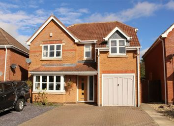 4 bed detached house for sale in Honeysuckle Close, Lutterworth LE17