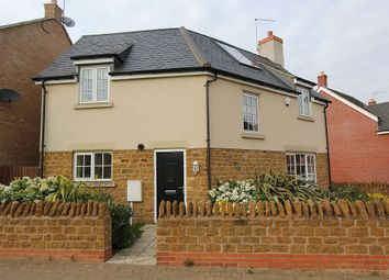 Thumbnail 3 bedroom detached house for sale in Norman Snow Way, Duston, Northampton, Northamptonshire