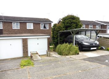 Thumbnail 3 bedroom end terrace house for sale in Ramsey Close, Ipswich