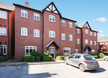 Thumbnail 1 bed flat for sale in 30 Newhaven Court, Nantwich