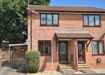 Thumbnail 1 bed end terrace house for sale in Priory Road, Tiverton