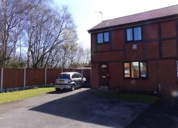 Thumbnail 3 bed semi-detached house for sale in Fernwood Drive, Halewood, Liverpool, Merseyside