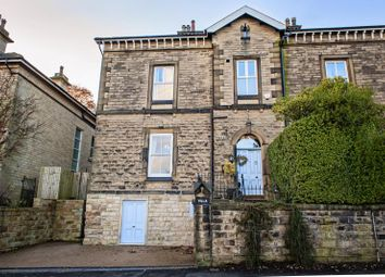 Thumbnail 4 bed semi-detached house for sale in Rock Bank, Stamford Road, Mossley, Ashton-Under-Lyne