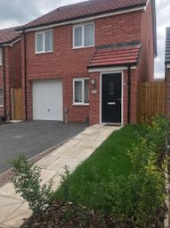 Thumbnail 3 bed detached house to rent in Turtledove Close, Coventry