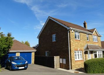 Thumbnail 4 bed detached house for sale in Lime Kiln Way, Salisbury