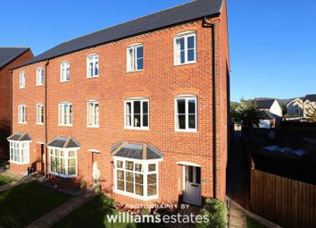 Thumbnail 3 bed terraced house for sale in Stryd Y Wennol, Ruthin
