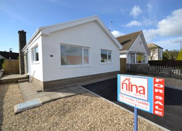 Thumbnail 2 bed detached bungalow to rent in Min-Y-Mor, Barry