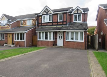 Thumbnail 3 bed detached house for sale in Fox Leigh, High Wycombe