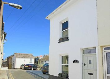 Thumbnail 1 bedroom semi-detached house for sale in Higher Street, Harbour Area, Brixham