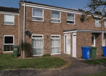 Thumbnail 2 bed flat for sale in Clarke Court, Wyberton, Boston