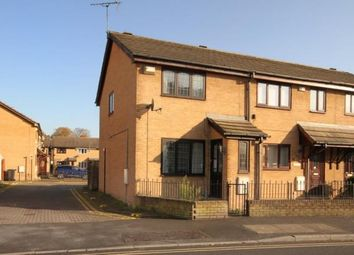 Thumbnail 2 bedroom end terrace house for sale in Hawksley Avenue, Sheffield, South Yorkshire
