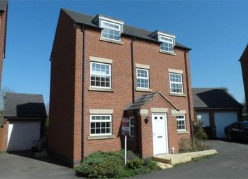 Thumbnail 5 bed detached house to rent in Shambles Close, Walcote, Lutterworth