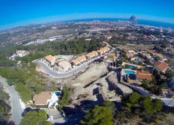 Thumbnail Land for sale in Calp, Alacant, Spain