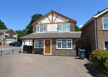 Thumbnail 3 bed detached house for sale in Hobacre Close, Rubery, Birmingham