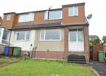 Thumbnail 3 bed semi-detached house to rent in Radnor Close, Oswaldtwistle, Accrington
