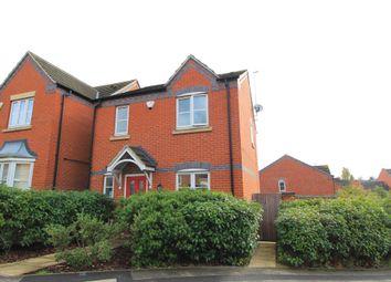 Thumbnail 3 bed detached house for sale in Kelham Drive, Sherwood, Nottingham