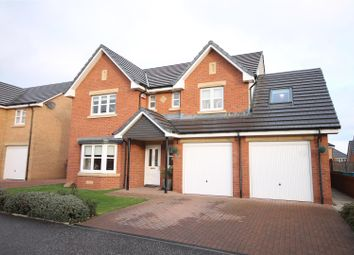 Thumbnail 4 bed detached house for sale in Creston Wynd, New Stevenston, Motherwell