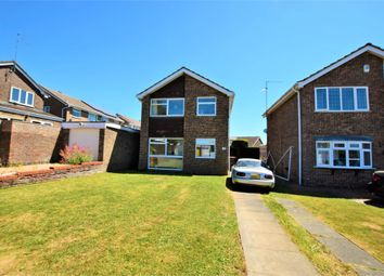 Thumbnail 3 bed detached house for sale in Ash Rise, Northampton