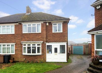 Thumbnail 3 bed semi-detached house for sale in Uplands, Luton, Bedfordshire