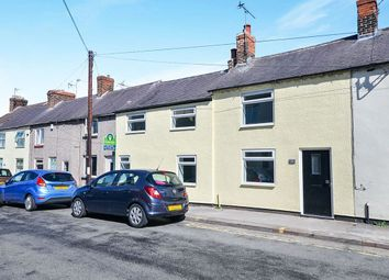Thumbnail 3 bed terraced house for sale in High Street, Swanwick, Alfreton