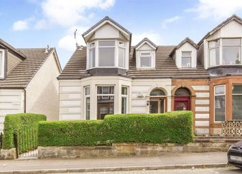 Thumbnail 4 bed semi-detached house for sale in Maryland Drive, Bellahouston, Glasgow