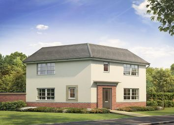 "Thumbnail 3 bed detached house for sale in ""Eskdale"" at Shipbrook Road, Rudheath, Northwich"