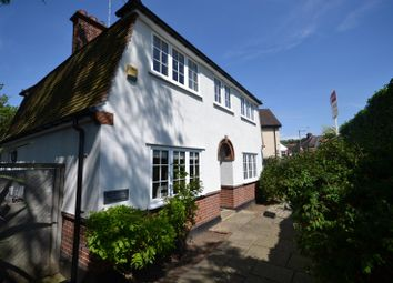 Thumbnail 3 bed detached house for sale in Monument Hill, Weybridge